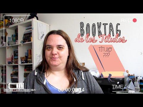 Booktag De Los Titulos || Libros Pendientes