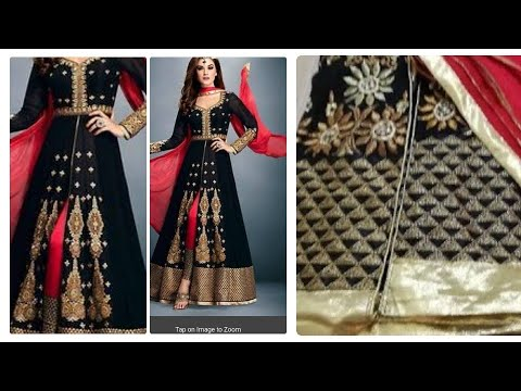 Black gown unboxing|affordable gown|Amazon unboxing|online shopping review|under 1000