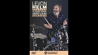 <b>Levon Helm</b> Teaches Classic Rock Country & Blues Drumming