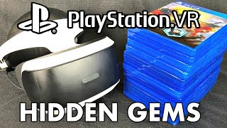 12 PlayStation VR Hidden Gems - Virtual Reality games worth playing
