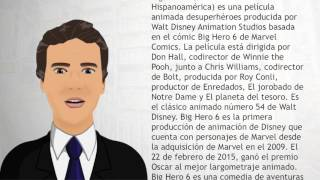 Big Hero 6 película - Wiki Videos