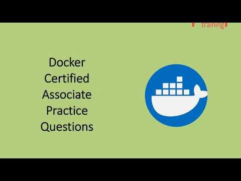Docker Certified Associate Free Practice Questions | www ...