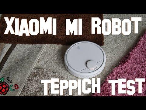 Xiaomi Mi Robot - Der Teppich Test [DEUTSCH]