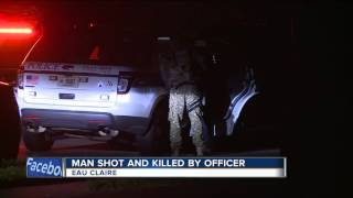 59-year-old man fatally shot by Eau Claire police after firing shotgun at authorities