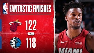 DRAMATIC OT THRILLER In Dallas between the Heat & Mavericks | Dec. 14, 2019