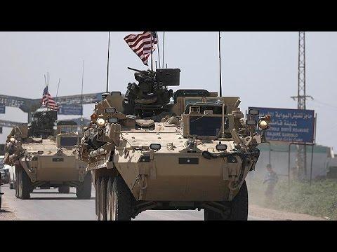 Δυσαρέσκεια της Άγκυρας για τα αμερικανικά όπλα στους Κούρδους