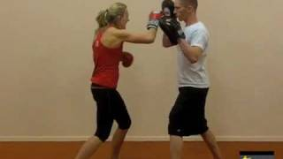 Home Boxing Workouts - Boxing Tabatas Round Three by James Kerrison