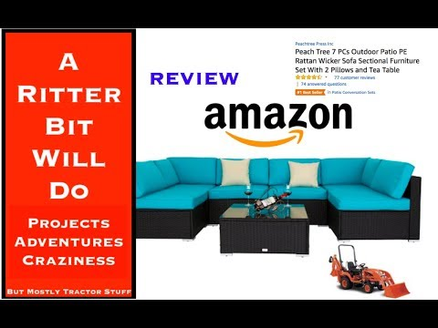 Amazon Sofa Sectional Review
