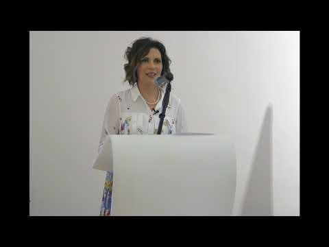 UNFPA Jordan Representative Laila Baker speaks at