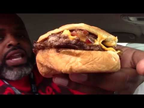 Steak 'N Shake TWO Burger reviews in ONE video