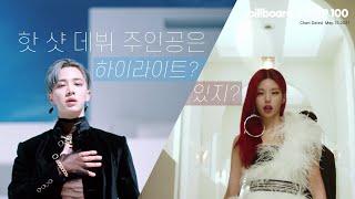 빌보드 케이팝 100 주요 순위 21.05.15