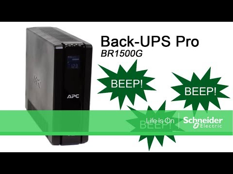 BE600M1 - APC Back-UPS BE600M1, 600VA, 120V,1 USB charging