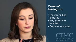 Don't ignore the signs of hearing loss