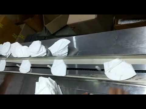 N95 Mask Packing Machine
