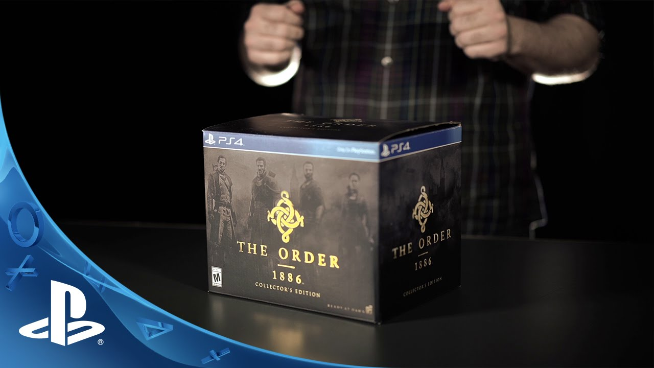 Unboxing: The Order 1886 Collector's Edition
