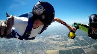 Hailey Skydiving Madera, California