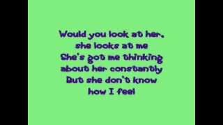 Evan and Jaron - Crazy for This Girl - Lyrics