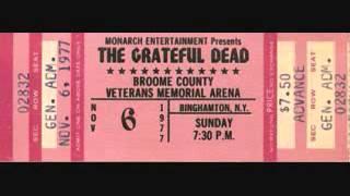 Grateful Dead - Mississippi Half Step 11-6-77