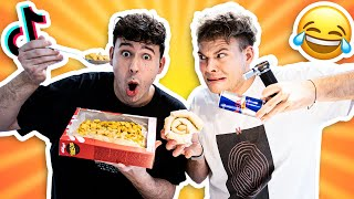 Wir testen TIKTOK FOOD LIFEHACKS ♪🌮 mit Joeys Jungle