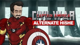 Download Youtube: Captain America: Civil War Alternate HISHE