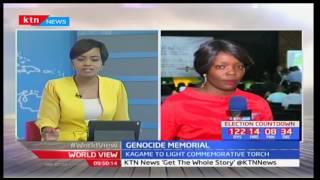 World View: The Rwandan community commemorates the Rwandan Genocide