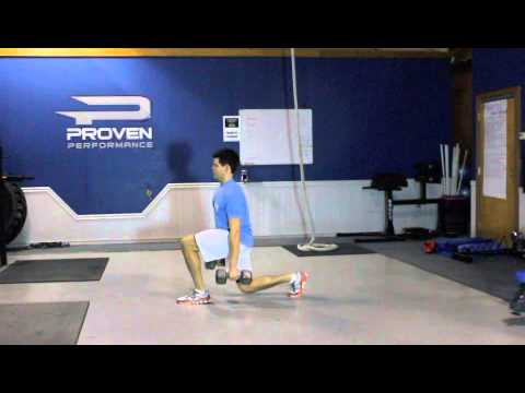 Fitivity Fitness: Dumbbell Split Jump (GetFitivity.com)