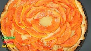 Tarte à la Papaye