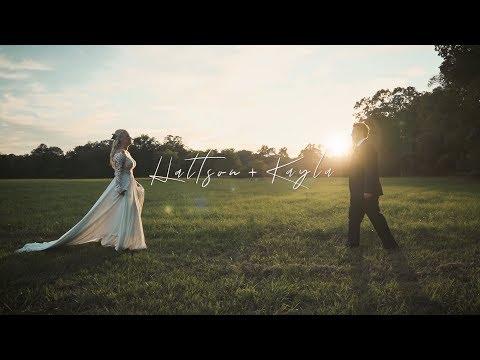 Halston and Kayla Ballard | Wedding Highlight (Dan + Shay - Speechless)