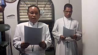 Mari Berhimpun @SD XAVERIUS 2 PALEMBANG  Dlm Koor Di Grj Hati Kudus Minggu, 24 Maret 2019