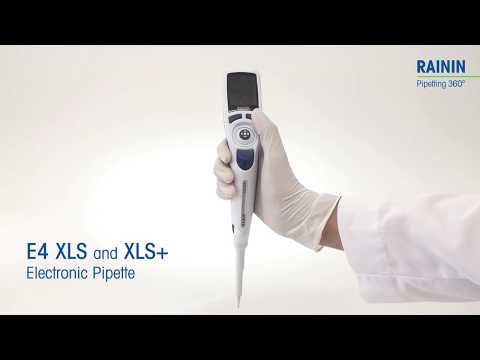 Parts & Basic functions - E4 XLS+ User Manual