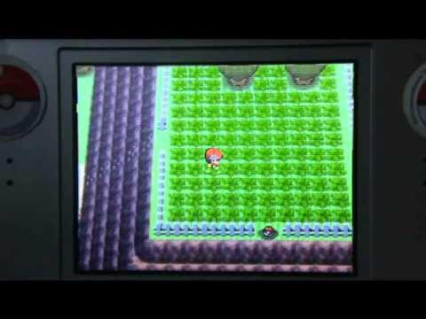 Pokemon Diamond HM Special:Rock Climb