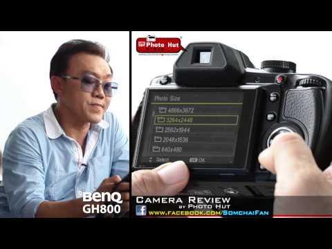 BenQ GH800 Review (Thai)