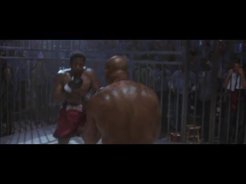"""Бойня в Клетке с Гигантом. """"Неоспоримый. Обсуждению Не Подлежит"""". Фрагмент Из Фильма"""
