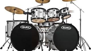 Drumless Metal Backing Track 151 BPM - 4/4