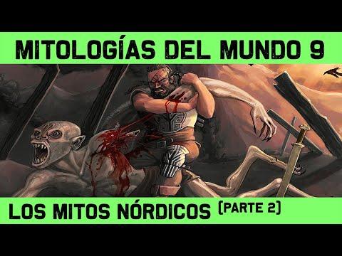 MITOS Y LEYENDAS 9: Mitología Nórdica 2/2 - La Volsunga Saga, los Nibelungos, Hervor y Beowulf