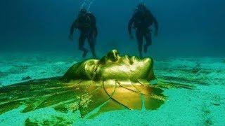 Ученые подозревают, что на дне океана СУЩЕСТВУЕТ подводная цивилизация
