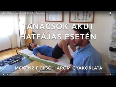 A csípőízület fájdalmának lokalizálása