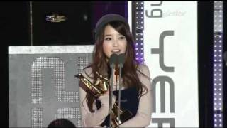 2010 Golden Disk Award Full (Part2/15)