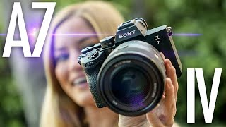 Sony A7 IV is here!! A creators dream camera!