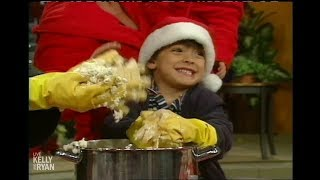 Michael Consuelos On Live - Flashback