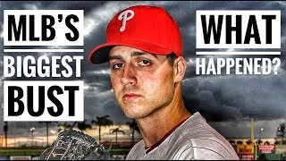 The BIGGEST BUST in MLB HISTORY? - Baseball Storytime