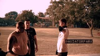 Sick Luke VS OG EastBull At Aviator Paintball Park