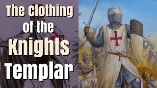 Why Did the Knights Templar Wear a White Mantle and Red Cross?