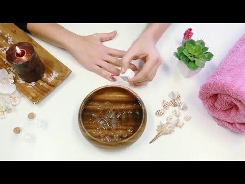Wie die Nägel auf den Händen von den Flecken zu behandeln
