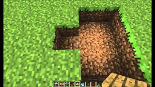 Minecraft | Episode 3 | Simple Water Sensor |