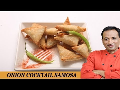 Download Cocktail Onion Samosa Recipe with Philips Airfryer by VahChef HD Mp4 3GP Video and MP3