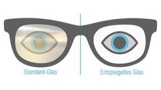 Brillengläser mit Entspiegelung und Blueblocker oder DriveSafe