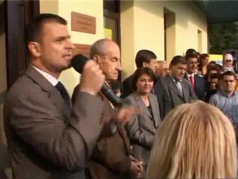 Inaugurare sediu PNL la Comarnic