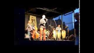 Video PRAGUE JAZZ WEEK 2013 -- OLD TOWN SQUARE -- OPEN AIR / Petr Krou