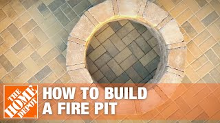 DIY Fire Pit: How To Build A Fire Pit | The Home Depot